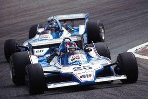 Патрик Депайе и Жак Лаффит, Ligier JS11 Ford