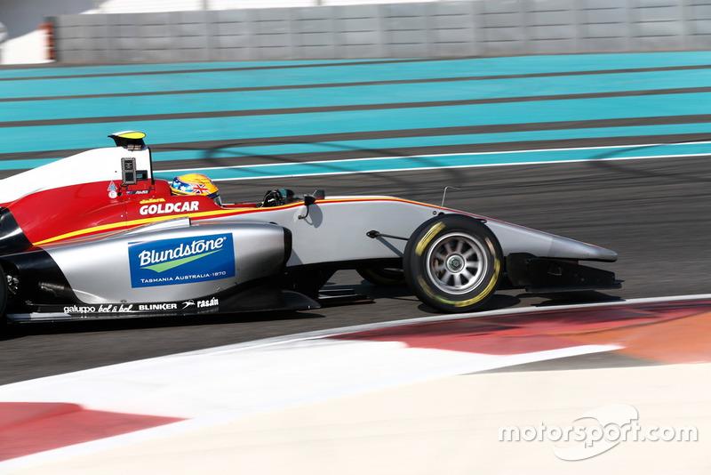 №23. Алекс Перони (Австралия, 19 лет), Campos Racing