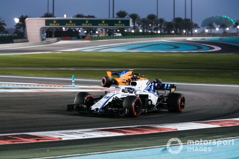 P13: Lance Stroll, Williams FW41