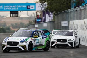 Cacá Bueno, Jaguar Brazil Racing, Stefan Rzadzinski, TWR TECHEETAH