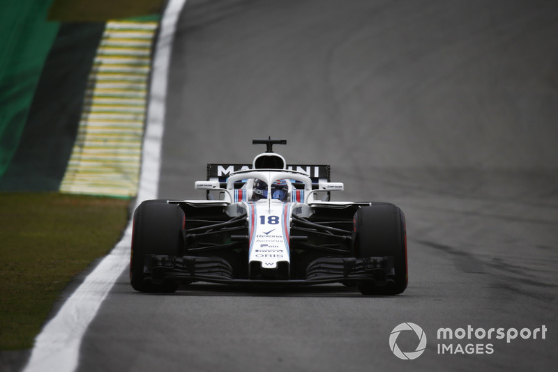 18. Lance Stroll, Williams FW41