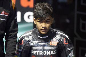 Izam Ikmal, Petronas Sprinta Racing