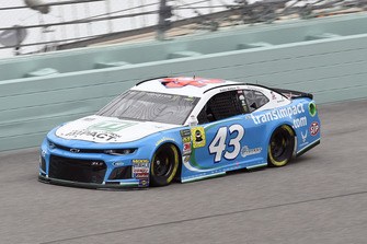 Darrell Wallace Jr., Richard Petty Motorsports, Chevrolet Camaro Transportation Im
