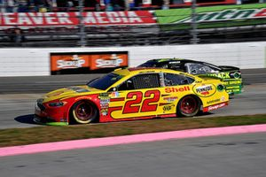 Joey Logano, Team Penske, Ford Fusion Shell Pennzoil