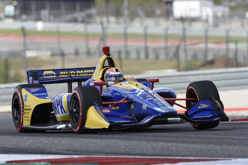 Alexander Rossi, Andretti Autosport