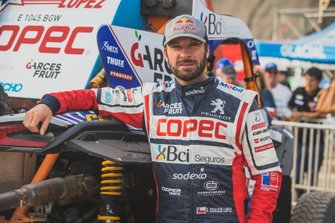Франсиско Лопес Контардо, South Racing Can-Am, Can-Am Maverick (№360)