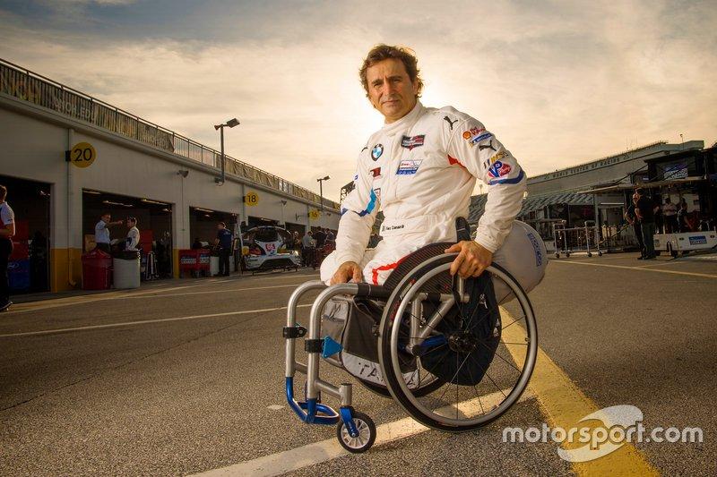 Алекс Дзанарди, BMW Team RLL