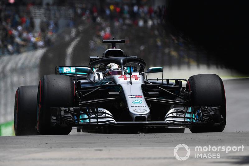2. Lewis Hamilton, Mercedes-AMG F1 W09