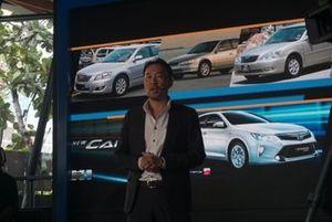 Yoshihiro Nakata, President Director PT Toyota-Astra Motor
