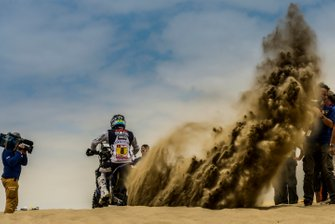 #8 Yamalube Yamaha Official Rally Team: Franco Caimi