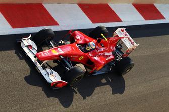 Fernando Alonso, Ferrari F10