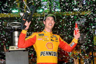 NASCAR Cup-Champion 2018: Joey Logano, Team Penske, Ford Fusion Shell Pennzoil