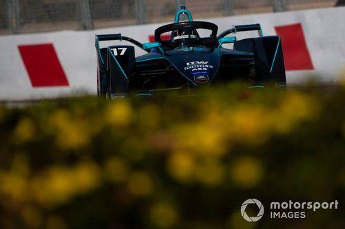 Formel-E-Test in Marrakesch