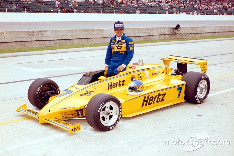 1983 - CART: Al Unser (Penske-Cosworth PC10B und PC11)
