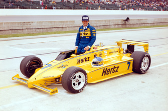 Al Unser, Penske Racing, Penske-Cosworth