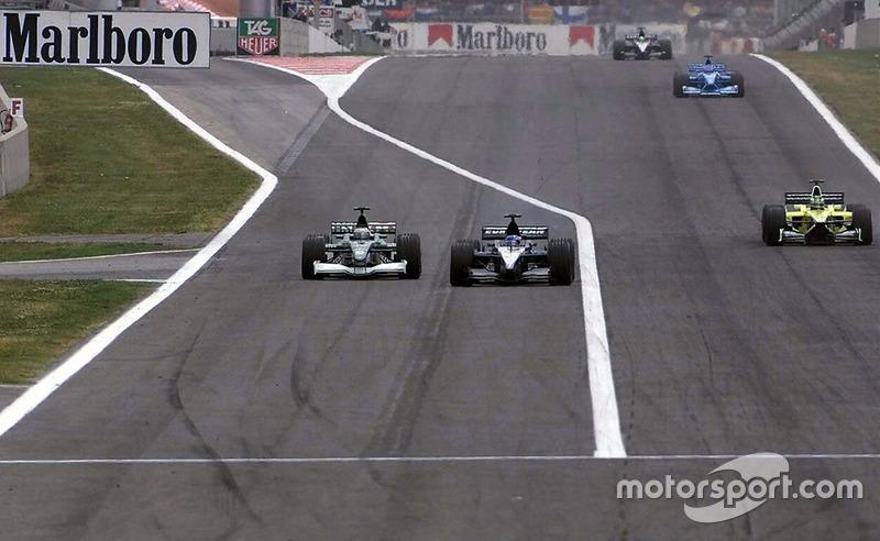 GP da Espanha de 2001