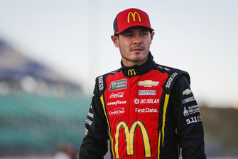 Kyle Larson, Chip Ganassi Racing, Chevrolet Camaro McDonald's Trick. Treat. Win!