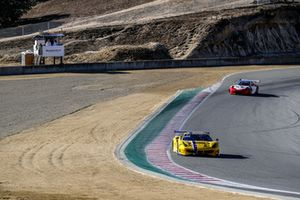 #87 Vital Speed Motorsports Ferrari 488 GT3: Marino Franchitti, Trevor Baek, Jeff Westphall