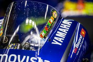 Valentino Rossi, Yamaha Factory Racing, bike