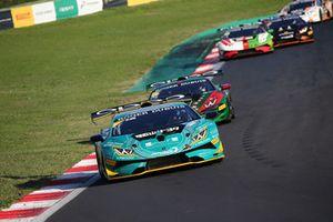 #238 Hojust Racing: Takeshi Matsumoto, Toshiyuki Ochiai