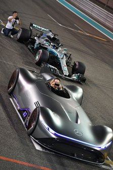 Mercedes-Benz, EQ Silver Arrow