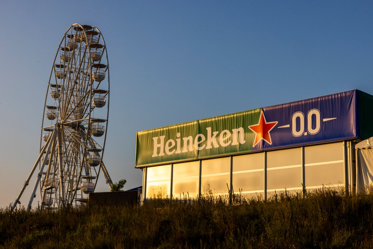 Amanecer en el Circuito de Zandvoort