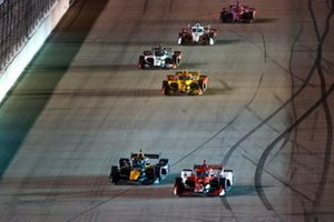 Patricio O'Ward, Arrow McLaren SP ChevroletMarcus Ericsson, Chip Ganassi Racing Honda