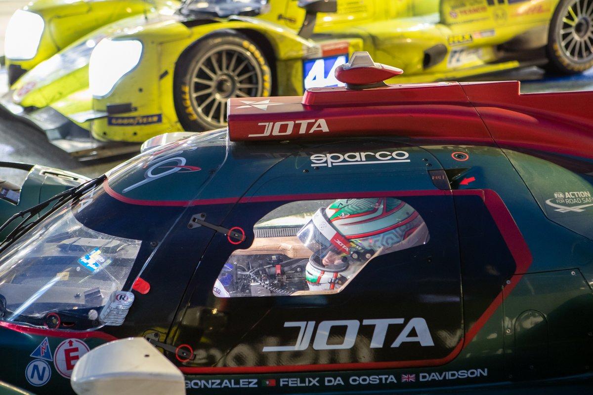 #38 JOTA Oreca 07 - Gibson LMP2, Roberto Gonzalez, Antonio Felix Da Costa, Anthony Davidson