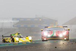 #52 AF Corse Ferrari 488 GTE EVO LMGTE Pro, Daniel Serra, Miguel Molina, Sam Bird