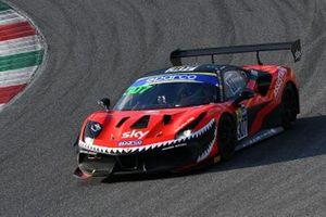 #307 Kessel Racing, Ferrari 488 Challenge Evo: Fons Scheltema