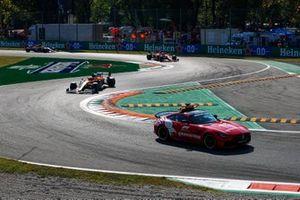 The Safety Car Daniel Ricciardo, McLaren MCL35M