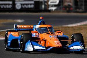 Alex Palou, Chip Ganassi Racing Honda wins the pole