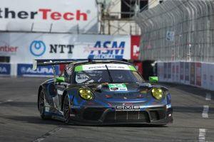 #34: GMG Racing Porsche 911 GT3R, GTD: Kyle Washington, James Safronas