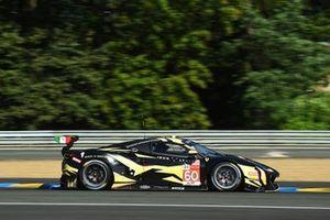 #60 Iron Lynx Ferrari 488 GTE EVO LMGTE Am de Claudio Schiavoni, Paolo Ruberti, Raffaele Giammaria