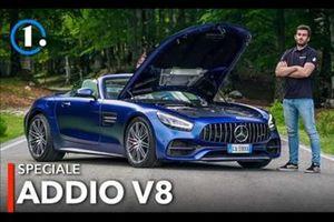 Un motore in via di estinzione: il V8 biturbo di Mercedes-AMG