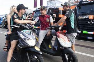 John Mcphee, Petronas Sprinta Racing, Cal Crutchlow, Petronas Yamaha SRT