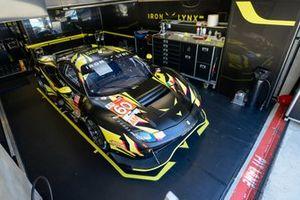 #60 Iron Lynx Ferrari 488 GTE EVO LMGTE Am, Claudio Schiavoni, Paolo Ruberti, Raffaele Giammaria