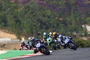Manuel Gonzalez, Yamaha ParkinGO Team