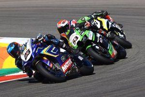 Christophe Ponsson, Gil Motor Sport - Yamaha, Tito Rabat, Kawasaki Puccetti Racing