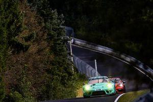 #3 Falken Motorsports Porsche 911 GT3 R: Dennis Olsen, Tobias Müller