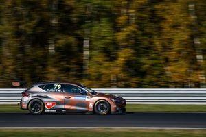 Rob Huff, Zengo Motorsport CUPRA Leon Competición