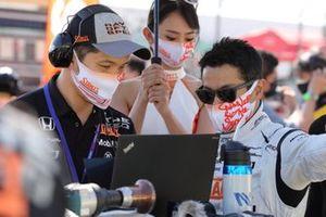 Naoki Yamamoto, #1 STANLEY NSX-GT