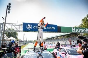 Le vainqueur Larry ten Voorde, GP Elite