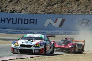 #96: Turner Motorsport BMW M6 GT3, GTD: Robby Foley, Bill Auberlen, #60: Meyer Shank Racing w/Curb-Agajanian Acura DPi, DPi: Olivier Pla, Dane Cameron