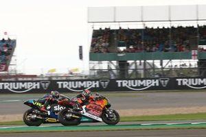 Remy Gardner, Red Bull KTM Ajo, Marco Bezzecchi, Sky Racing Team VR46