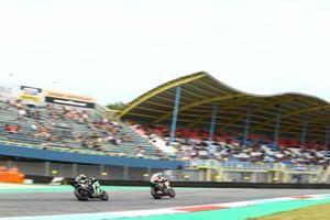 Isaac Vinales, Orelac Racing Verdnatura, Leandro Mercado, MIE Racing Honda Team