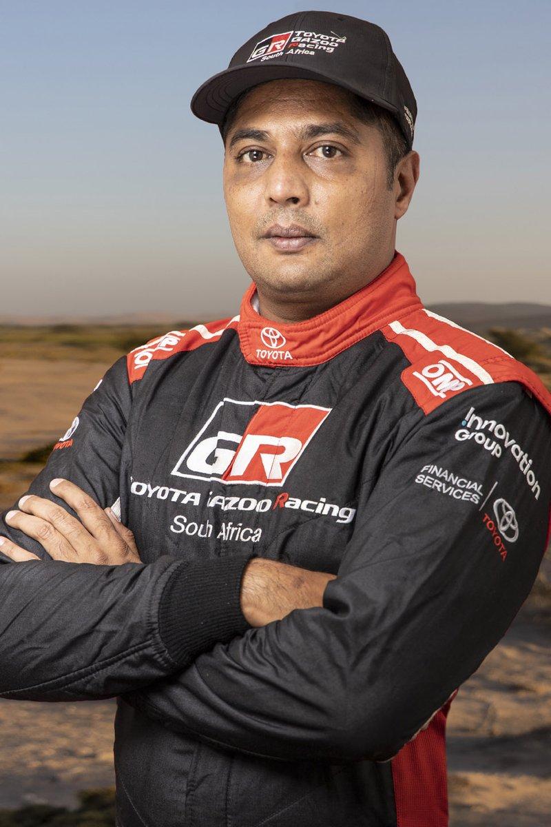 Shameer Variawa, Toyota Gazoo Racing