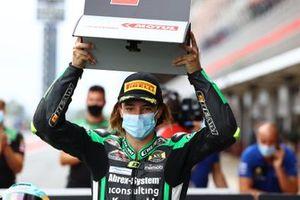 Inigo Iglesias, SMW Racing prende la pole position