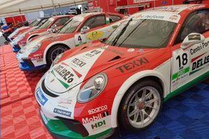 Auto del team Ghinzani Arco Motorsport