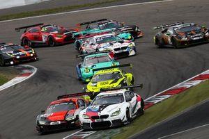 #42 BMW Team Schnitzer BMW M6 GT3: Augusto Farfus, Jens Klingmann, Martin Tomczyk, Sheldon Van Der Linde